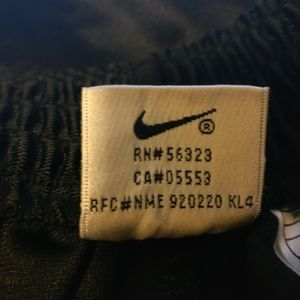 Nike Black Men's Jogging Pants